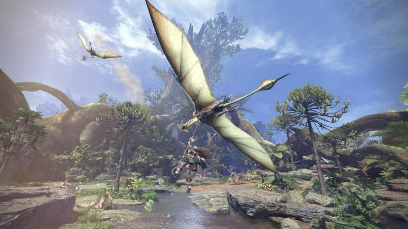Screenshot 2 - MONSTER HUNTER: WORLD