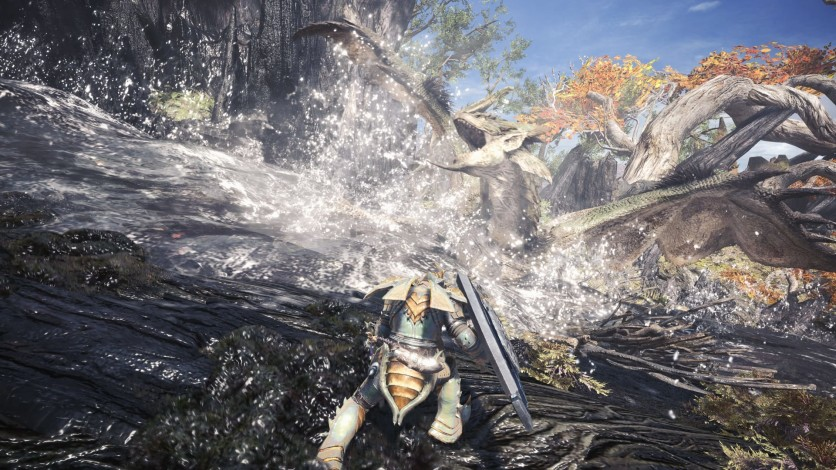 Screenshot 4 - MONSTER HUNTER: WORLD