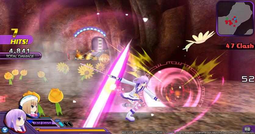 Screenshot 7 - Hyperdimension Neptunia U: Action Unleashed