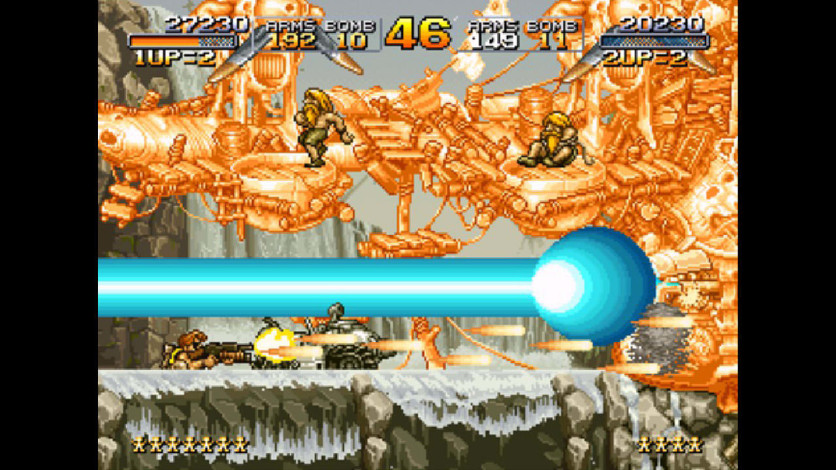 Screenshot 9 - METAL SLUG