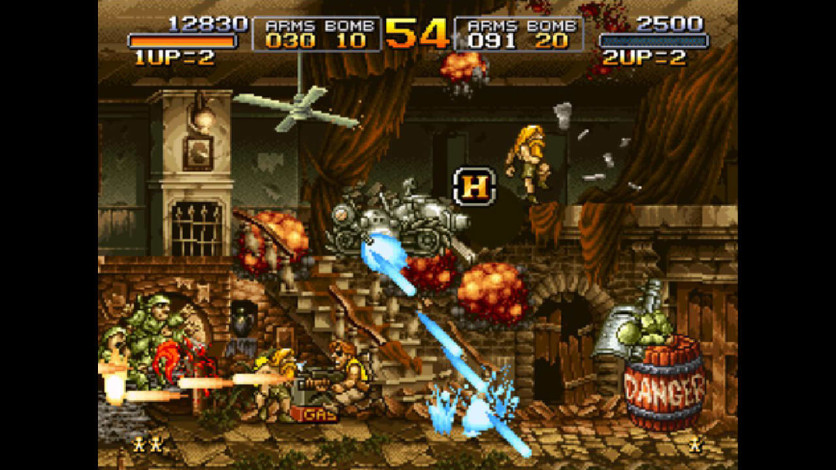 Screenshot 7 - METAL SLUG