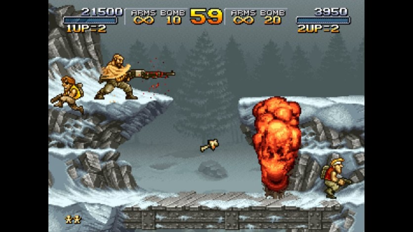 Screenshot 3 - METAL SLUG