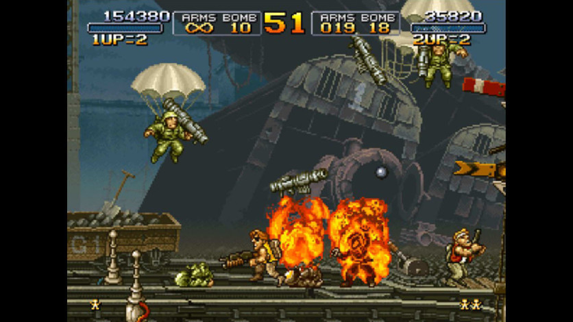 Screenshot 8 - METAL SLUG