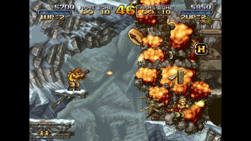 Screenshot 5 - METAL SLUG