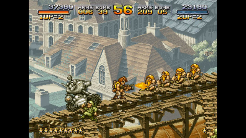 Screenshot 6 - METAL SLUG