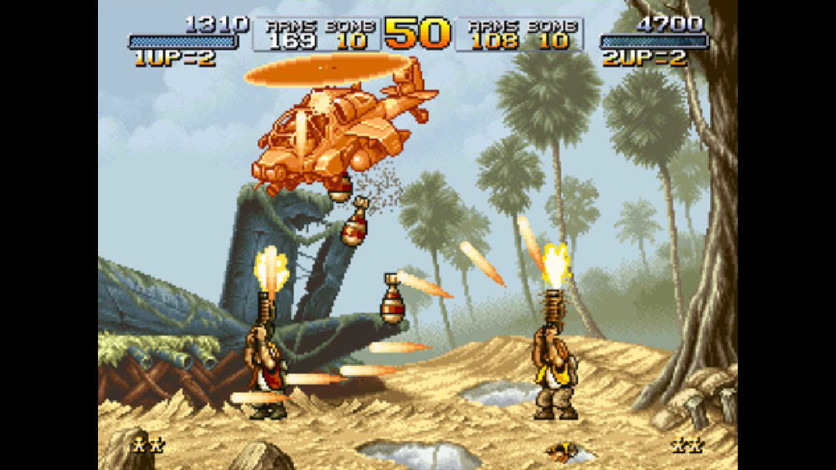 Screenshot 2 - METAL SLUG