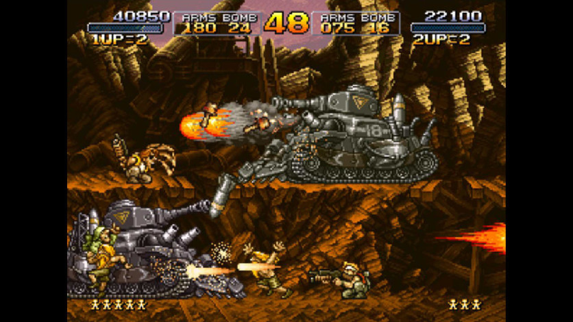 Screenshot 4 - METAL SLUG