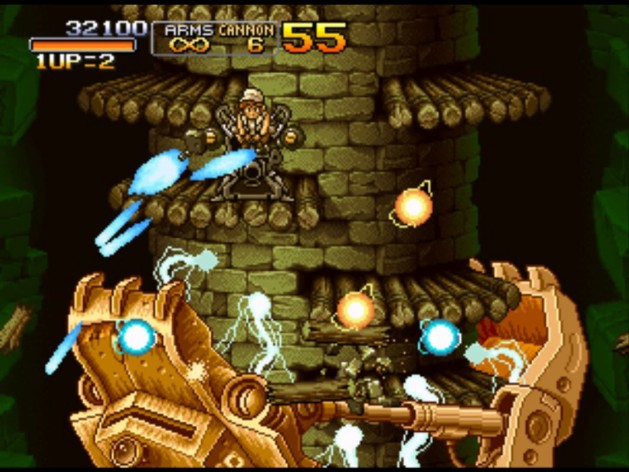 Screenshot 4 - METAL SLUG X