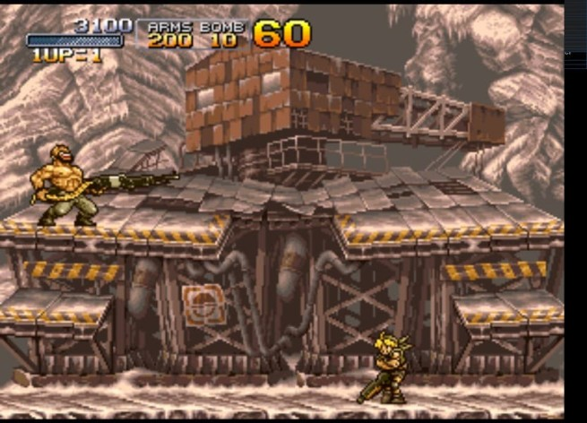 Screenshot 2 - METAL SLUG X