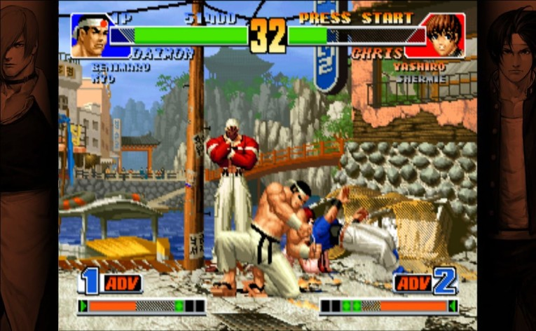 Screenshot 8 - The King of Fighters 98 Ultimate Match Final Edition