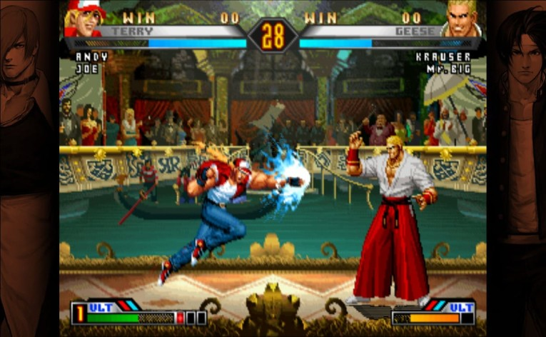Screenshot 2 - The King of Fighters 98 Ultimate Match Final Edition