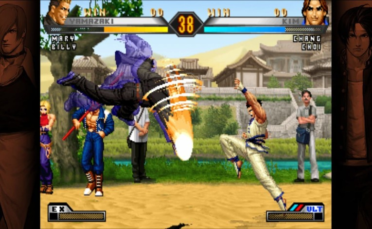 Screenshot 4 - The King of Fighters 98 Ultimate Match Final Edition