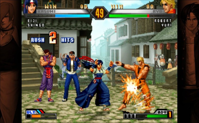 Screenshot 7 - The King of Fighters 98 Ultimate Match Final Edition