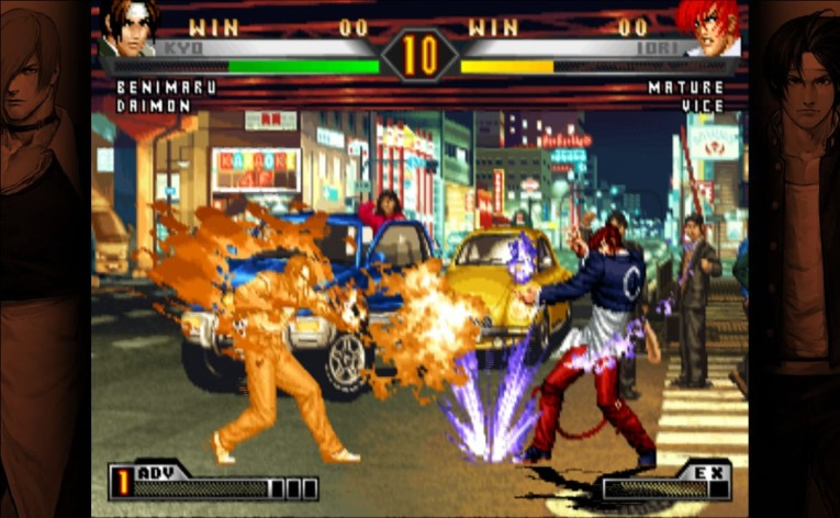 Screenshot 9 - The King of Fighters 98 Ultimate Match Final Edition
