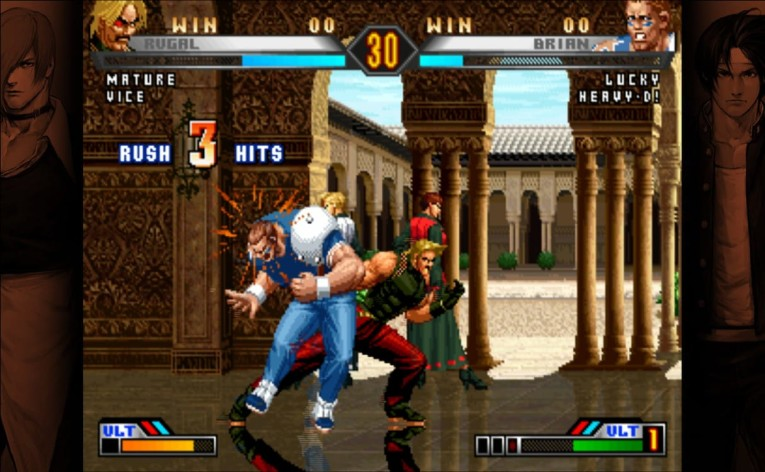 Screenshot 3 - The King of Fighters 98 Ultimate Match Final Edition