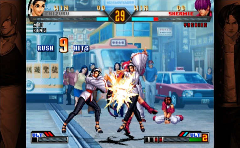 Screenshot 6 - The King of Fighters 98 Ultimate Match Final Edition