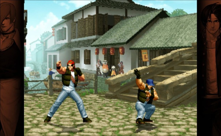 Screenshot 5 - The King of Fighters 98 Ultimate Match Final Edition