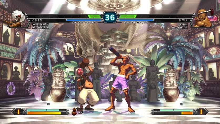 Screenshot 9 - The King of Fighters XIII Steam Edition