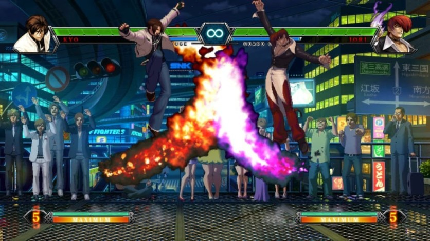 Screenshot 6 - The King of Fighters XIII Steam Edition