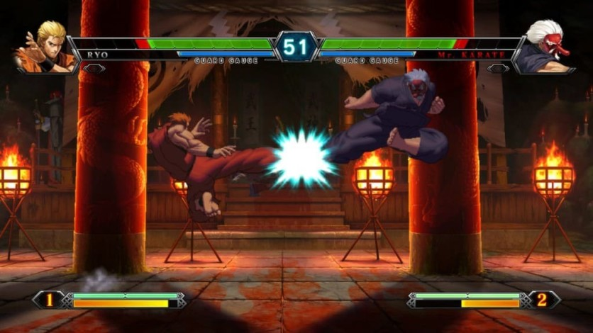 Screenshot 8 - The King of Fighters XIII Steam Edition