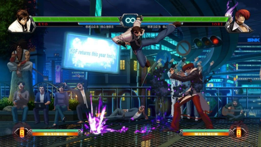 Screenshot 5 - The King of Fighters XIII Steam Edition