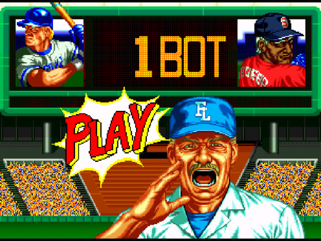 Screenshot 2 - Baseball Stars 2