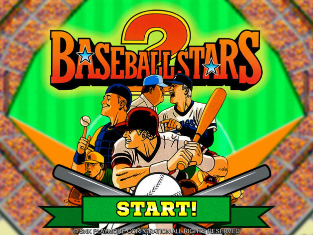 Screenshot 1 - Baseball Stars 2