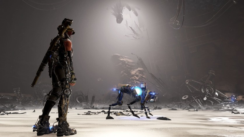 Screenshot 8 - ReCore: Definitive Edition