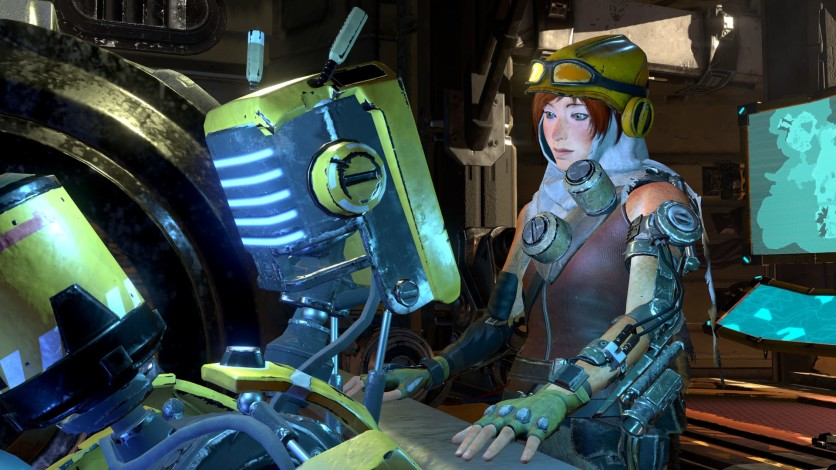 Screenshot 4 - ReCore: Definitive Edition