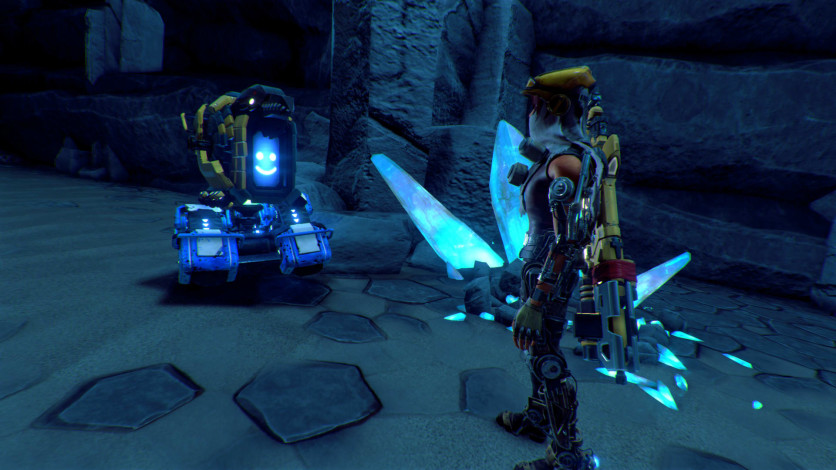 Screenshot 3 - ReCore: Definitive Edition