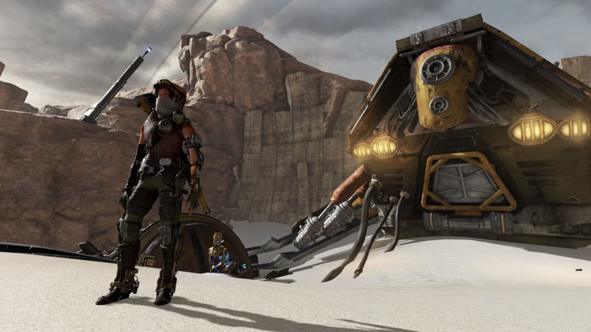Screenshot 9 - ReCore: Definitive Edition
