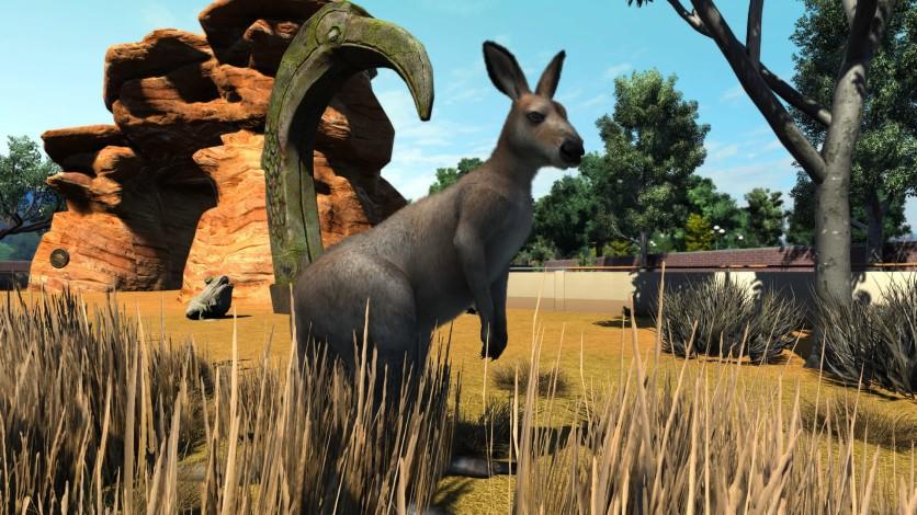 Screenshot 1 - Zoo Tycoon: Ultimate Animal Collection