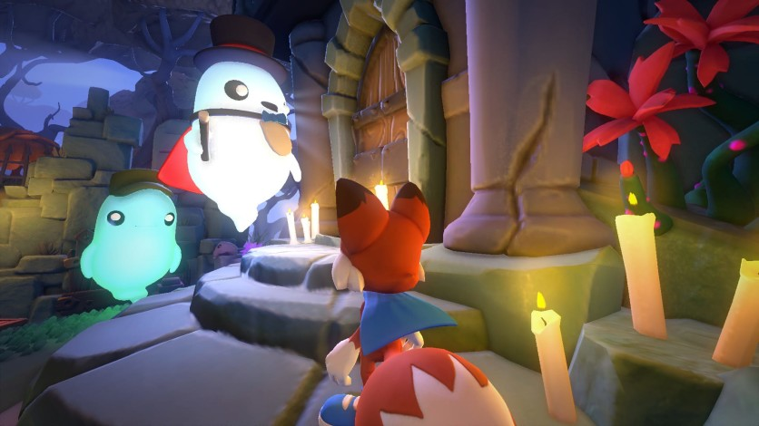 Screenshot 3 - Super Lucky's Tale