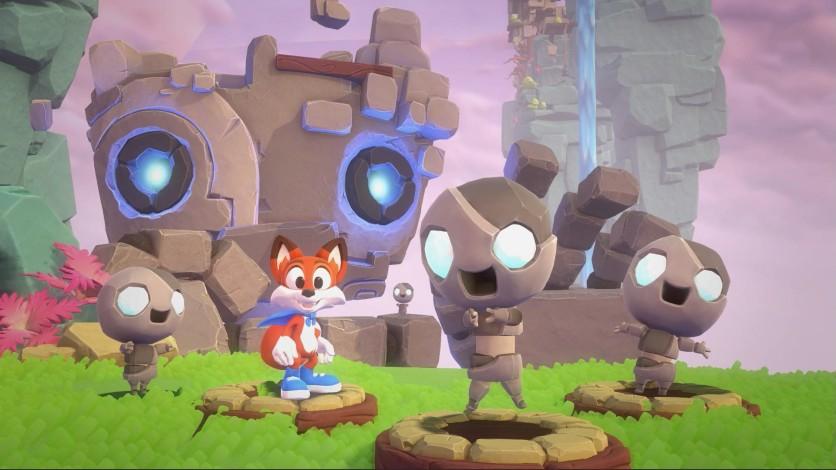 Screenshot 6 - Super Lucky's Tale