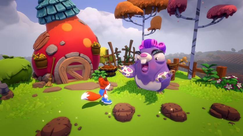 Screenshot 2 - Super Lucky's Tale