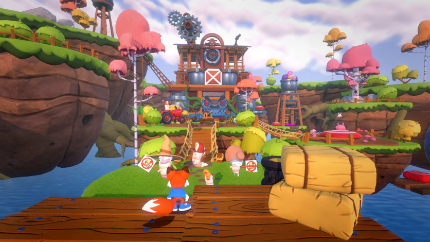 Screenshot 1 - Super Lucky's Tale