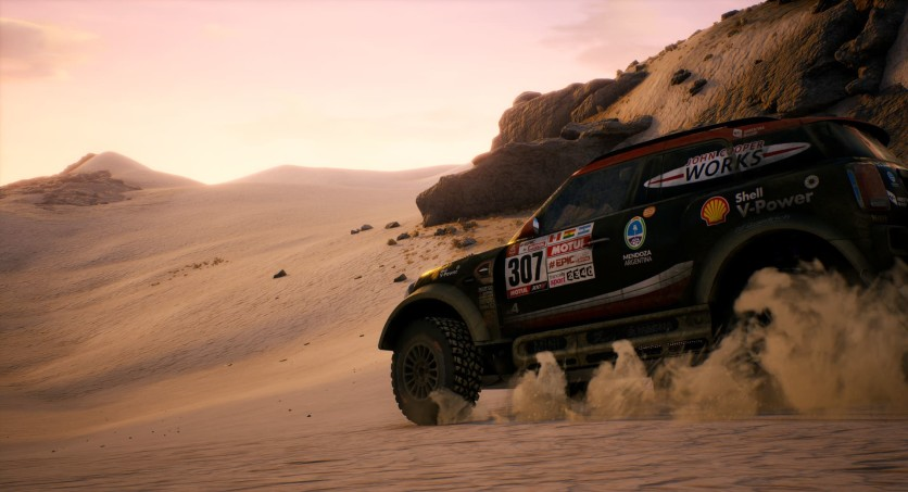 Screenshot 3 - Dakar 18