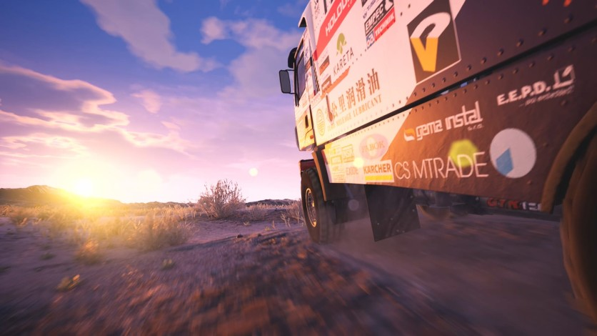 Screenshot 9 - Dakar 18