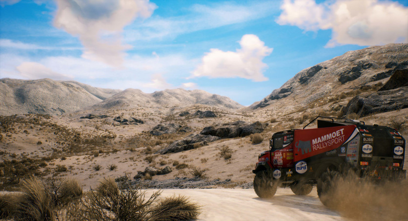 Screenshot 2 - Dakar 18