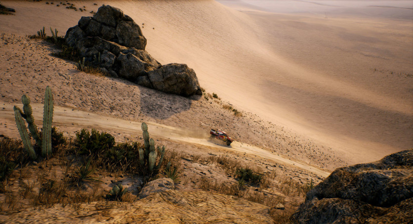 Screenshot 4 - Dakar 18