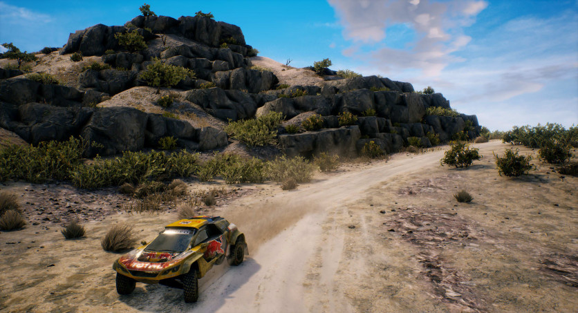 Screenshot 5 - Dakar 18