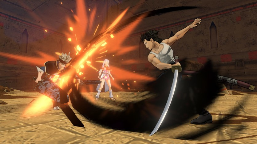 Screenshot 7 - BLACK CLOVER: QUARTET KNIGHTS