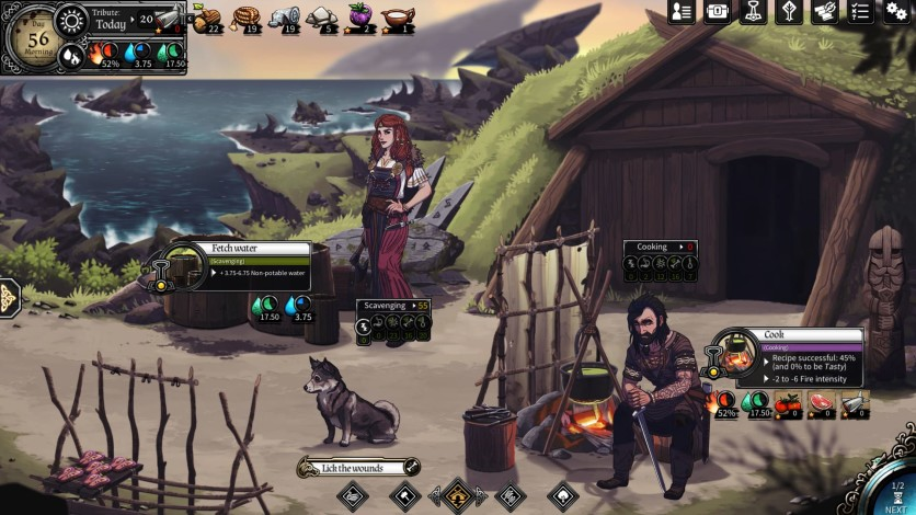Screenshot 10 - Dead in Vinland - The Vallhund
