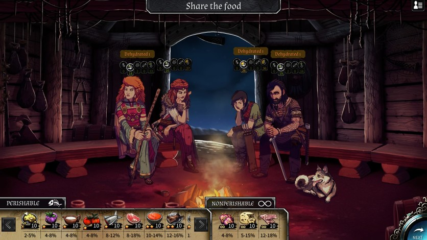 Screenshot 5 - Dead in Vinland - The Vallhund