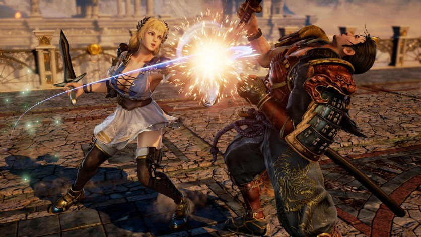 Screenshot 3 - SOULCALIBUR VI