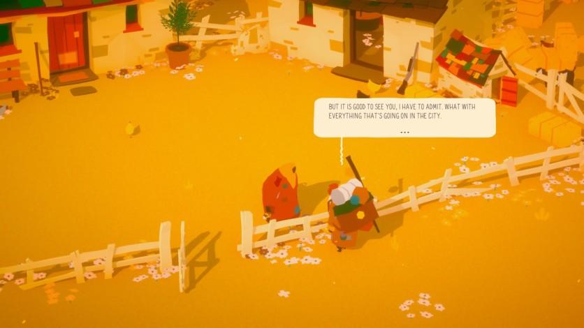 Screenshot 8 - The Stillness of the Wind