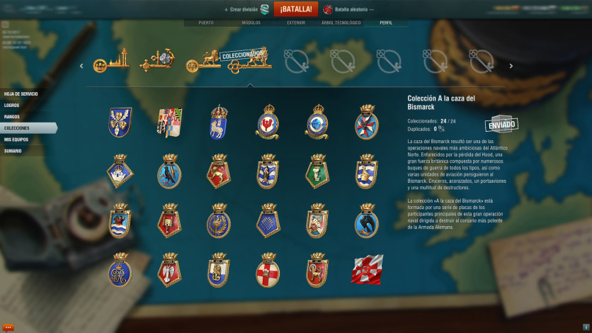 Screenshot 13 - World of Warships - Starter Pack