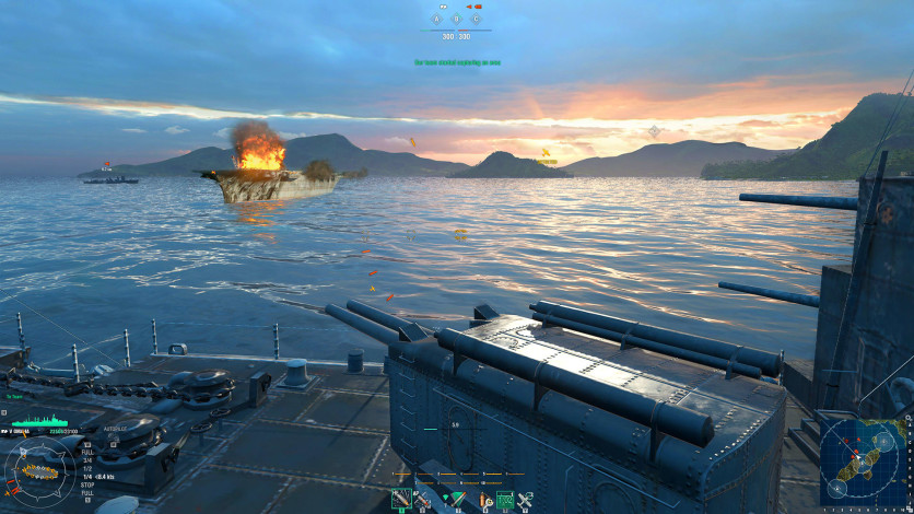 Screenshot 4 - World of Warships - Starter Pack
