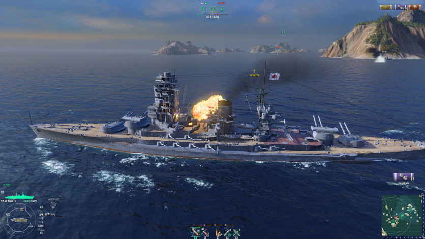 Screenshot 3 - World of Warships - Starter Pack