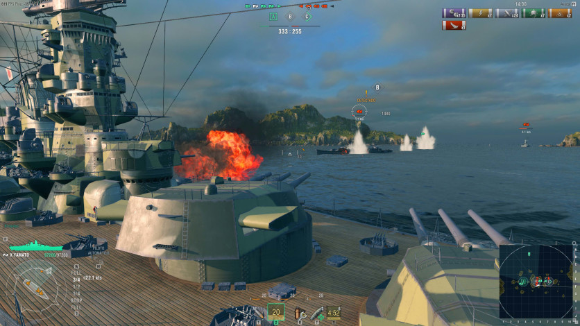 Screenshot 14 - World of Warships - Starter Pack